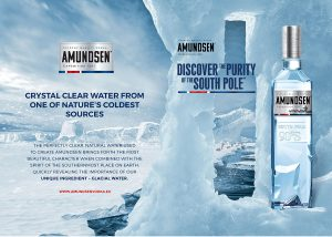Stock International, Amundsen Campaign 1